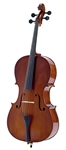 "Palatino VC-450 ""Allegro"" Solid Carved Cello Outfit"