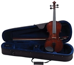 "Palatino VN-450 Violin Hand Carved ""Allegro"" Violin Outfit w/ Ebony Fittings"