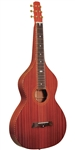 Gold Tone Weissenborn SM+ Plus Solid Mahogany Top Hawiian-Style Slide Guitar w/ Hard Case