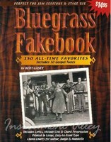 Bluegrass Fakebook Lyric, Chord Progression, Melody Songs Book