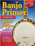 Watch and Learn Banjo Primer Deluxe Edition Instructional Book with DVD & 2 CD's