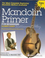 Watch and Learn Mandolin Primer Instructional Book with Audio CD