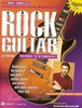 Watch and Learn Rock Guitar Lessons Instructional Book with Audio CD