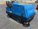 American Lincoln 7760 Sweeper Scrubber