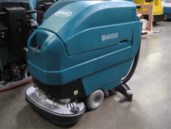 Tennant 5400 Floor Scrubber Reconditioned Tennant 5400