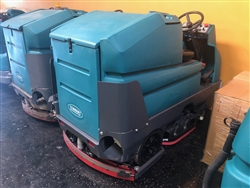 Reconditioned Tennant 7300 automatic floor scrubber