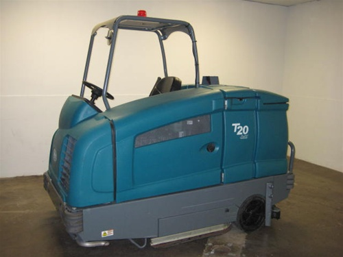 tennant t20 floor scrubber reconditioned tennant t20