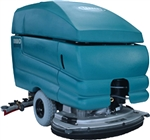 Walk Behind Floor Scrubber Rental