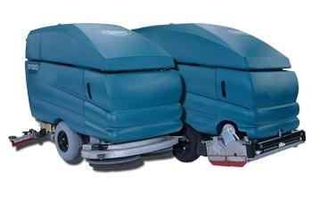Used Tennant Floor Scrubbers   Tennant Sweepers   Industrial