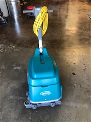 Reconditioned Tennant T1 Corded Walk Behind Floor Scrubber