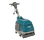 Tennant T1 micro walk behind Floor Scrubber Rental