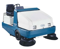 Tennant 6650 6600 Sweeper Rental