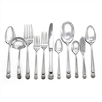 Eternally Yours by 1847 Rogers, Silverplate Flatware Set, 55 PC Set