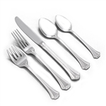 Country French by Reed & Barton, Stainless 5-PC Setting w/ Soup Spoon, 18/10