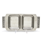 Di Lido by International, Stainless Relish Dish