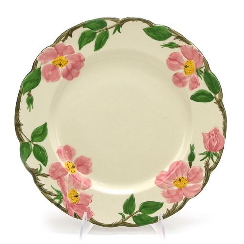 Desert Rose by Franciscan China Dinner Plate  sc 1 st  The Sterling Shop : franciscan desert rose dinner plates - pezcame.com