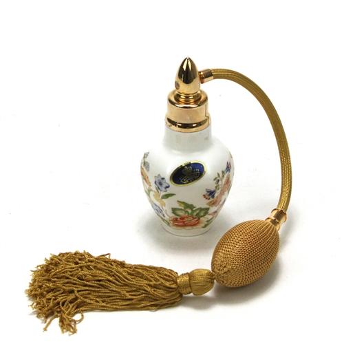 Aynsley Cottage Garden China Perfume Bottle
