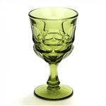 Argus Green by Fostoria, Water Glass