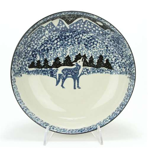 Wolf by Tienshan Stoneware Dinner Plate  sc 1 st  The Sterling Shop : stoneware dinner plate - pezcame.com
