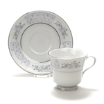Chateau by Liling, China Cup & Saucer