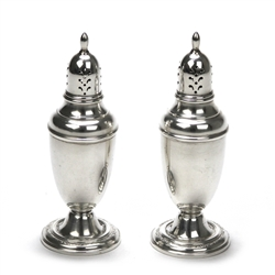 Courtship by International, Sterling Salt & Pepper Shakers