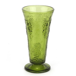 Harvest Green by Colony, Glass Vase