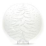 Noel by Mikasa, Glass Platter, Hostess, Tree