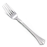 Fan Design by Market Place, Stainless Dinner Fork