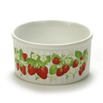 Ramekin by Action, Stoneware, Strawberries