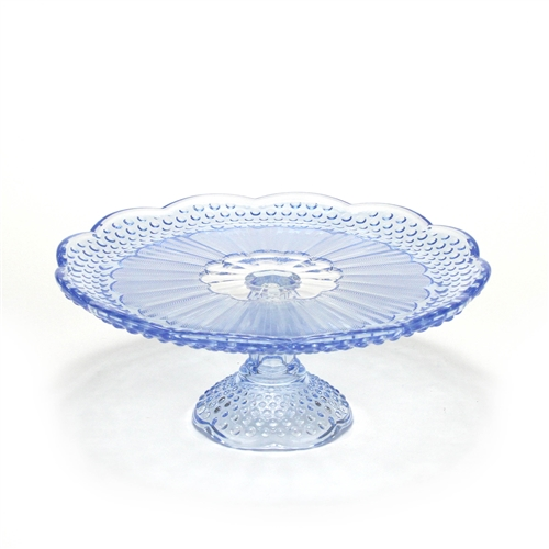 Emily\u0027s Attic Blue by Gorham Glass Cake Stand  sc 1 st  The Sterling Shop Inc. & Gorham Emily\u0027s Attic Blue Glass Cake Stand