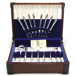 Lady Hamilton by Community, Silverplate Flatware Set, 54 Piece Set
