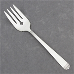 Surf Club by 1881 Rogers, Silverplate Cold Meat Fork