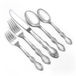 Juliette by Rogers & Bros., Silverplate Flatware Set, 52-PC Set