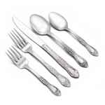Carolina by Northland, Stainless 5-PC Setting w/ Soup Spoon