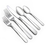 Pearl Platinum-Glossy by Lenox, Stainless 5-PC Place Setting