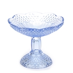 Emily's Attic Blue by Gorham, Glass Compote