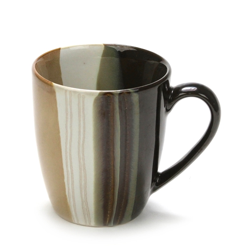 Home Trends Jazz Stoneware Mug
