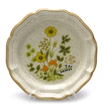 Fresh Floral by Mikasa, Stoneware Salad Plate