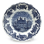 Royal Homes of Britain Blue by Wedgwood, China Dessert Plate