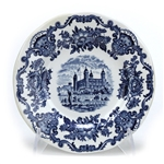 Royal Homes of Britain Blue by Wedgwood, China Bread & Butter Plate