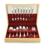 Starlight by Rogers & Bros., Silverplate Flatware Set, 44-PC Set