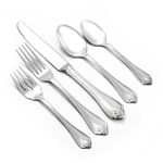 King James by Oneida Ltd., Silverplate 5-PC Setting
