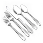 Elaine by Hampton Silversmiths, Stainless 5-PC Place Setting