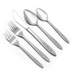 Charmante by National, Stainless 5-PC Place Setting
