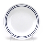 Bread & Butter Plate by Corning, Vitrelle, Blue Bands