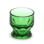 Georgian Emerald Green by Viking, Glass Juice Glass