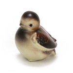 Figurine, Ceramic, Brown Bird