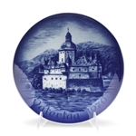 Father's Day by Bareuther, Porcelain Decorators Plate, Castle Ptalz