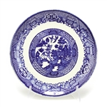 Salad Plate, China, Blue Willow Design