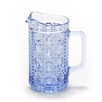 Windsor Blue by Federal Glass Co., Glass Pitcher